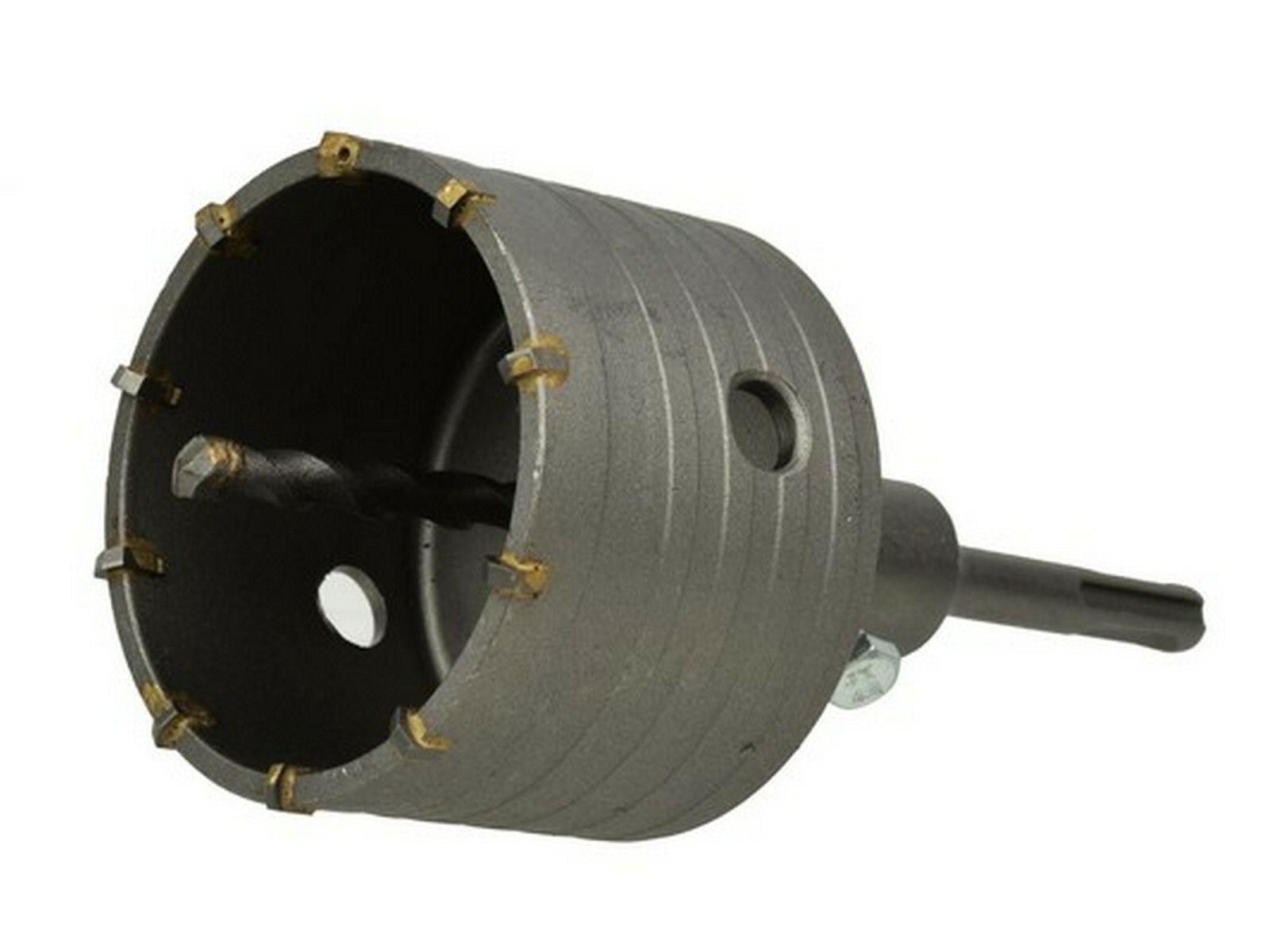 Vrták vykružovací 80mm SDS Plus