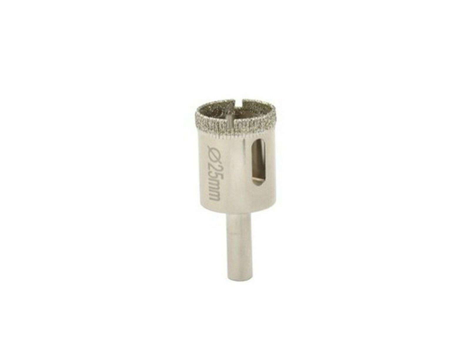 Vrták diamantový korunkový, 25 mm