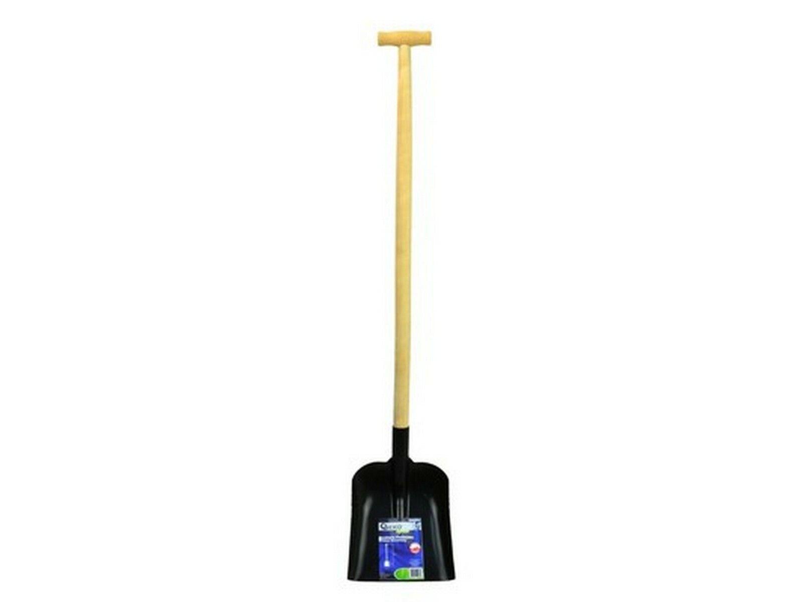 Lopata na písek s dřevěným topůrkem 125cm
