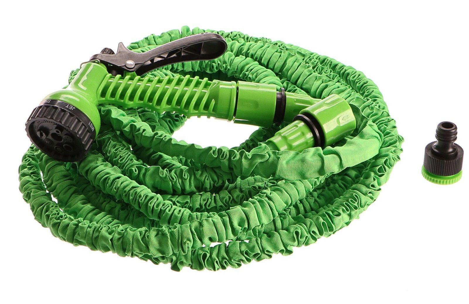 Zahradní hadice smršťovací, 7,5m-22,5m,7 funkcí