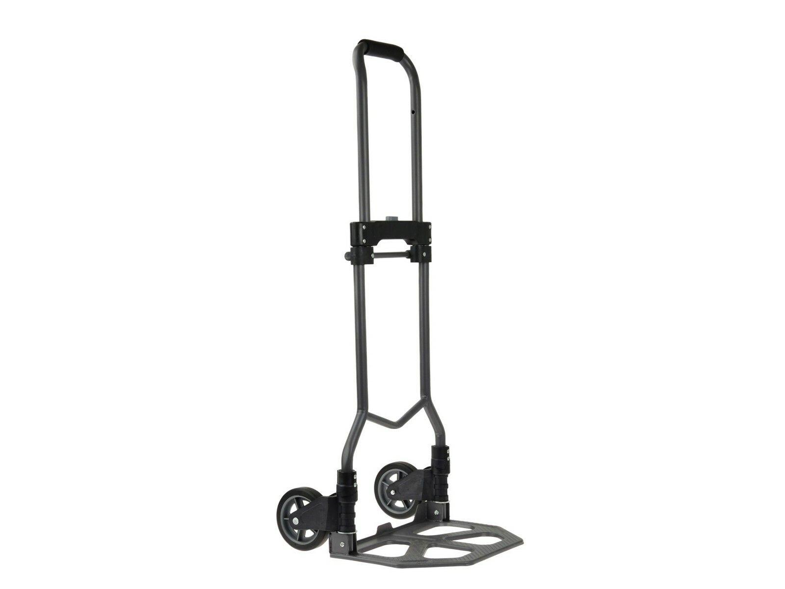 Skládací přepravní vozík, nosnost 80 kg