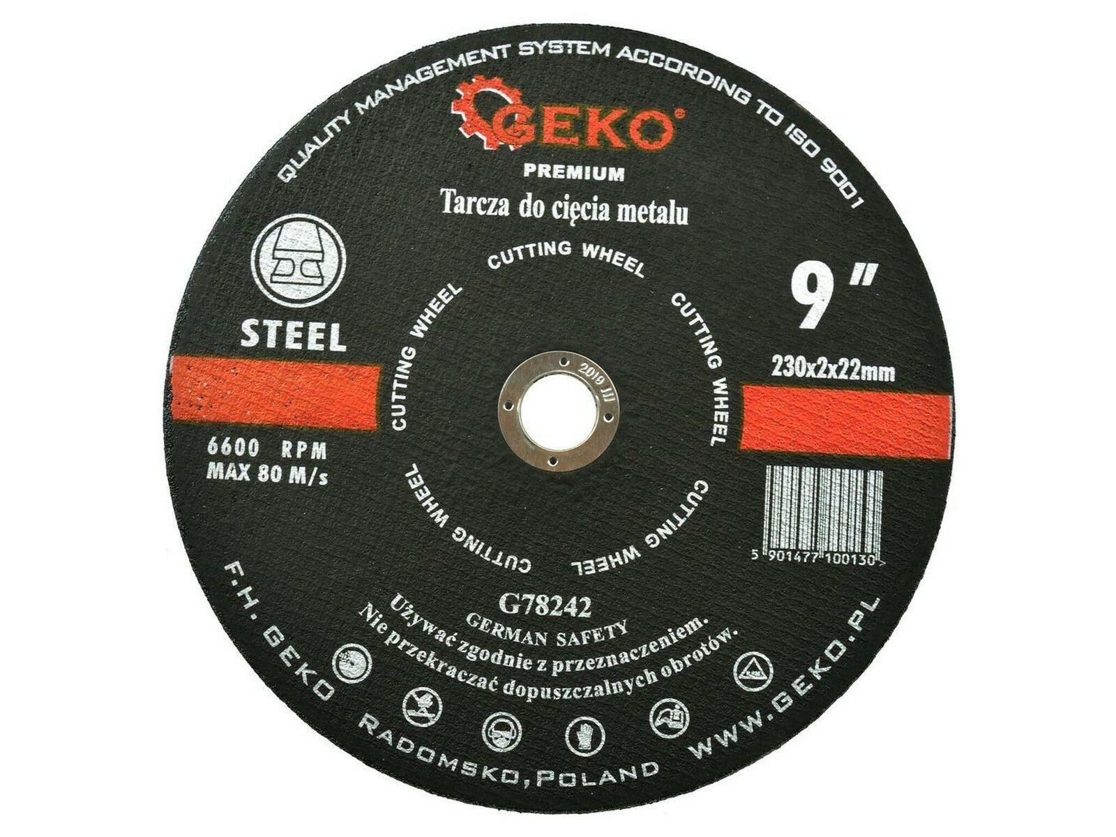 Kotouč řezný na kov, 230x2mm