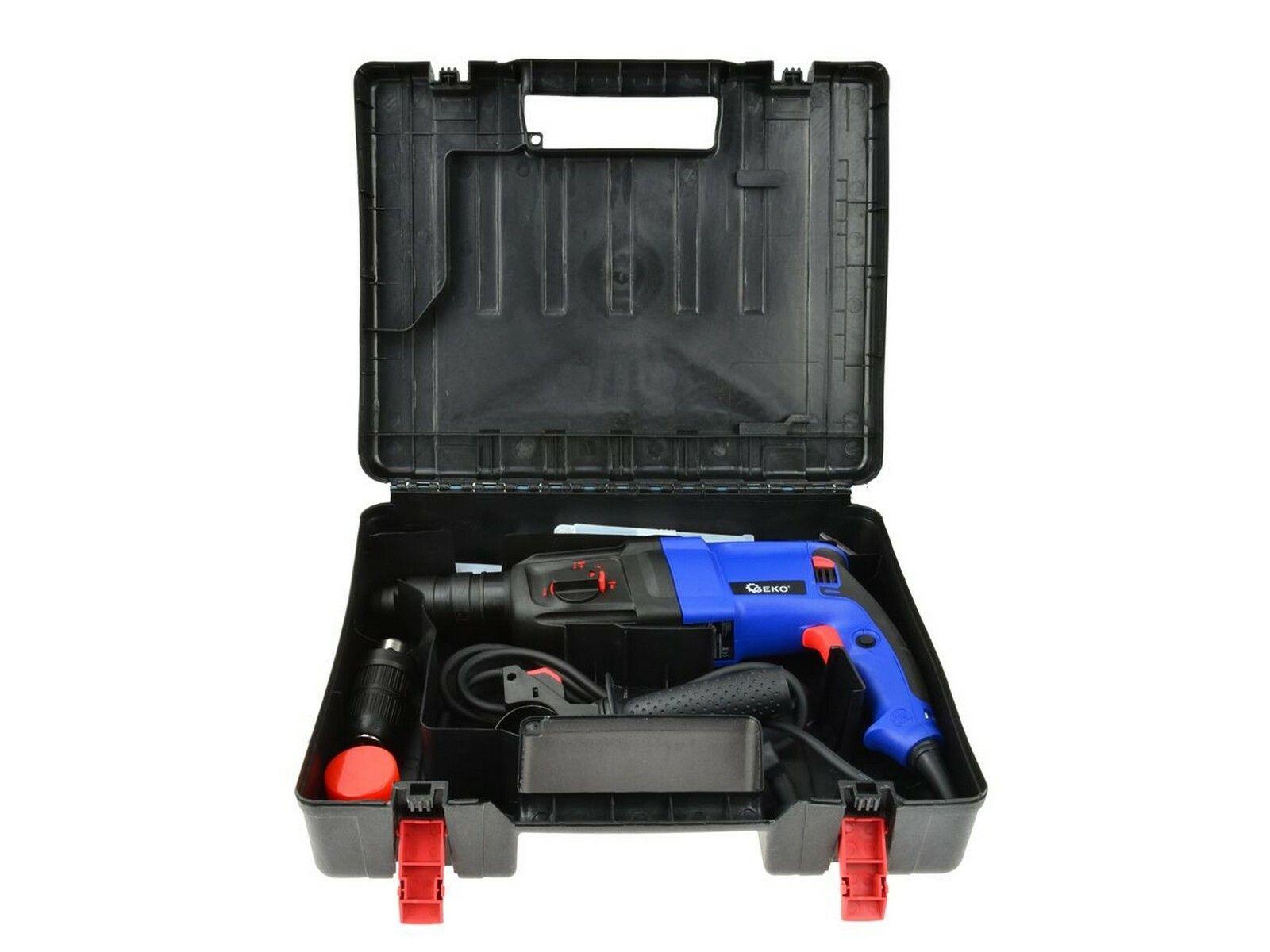 Kladivo vrtací, SDS Plus, 800W, kufr