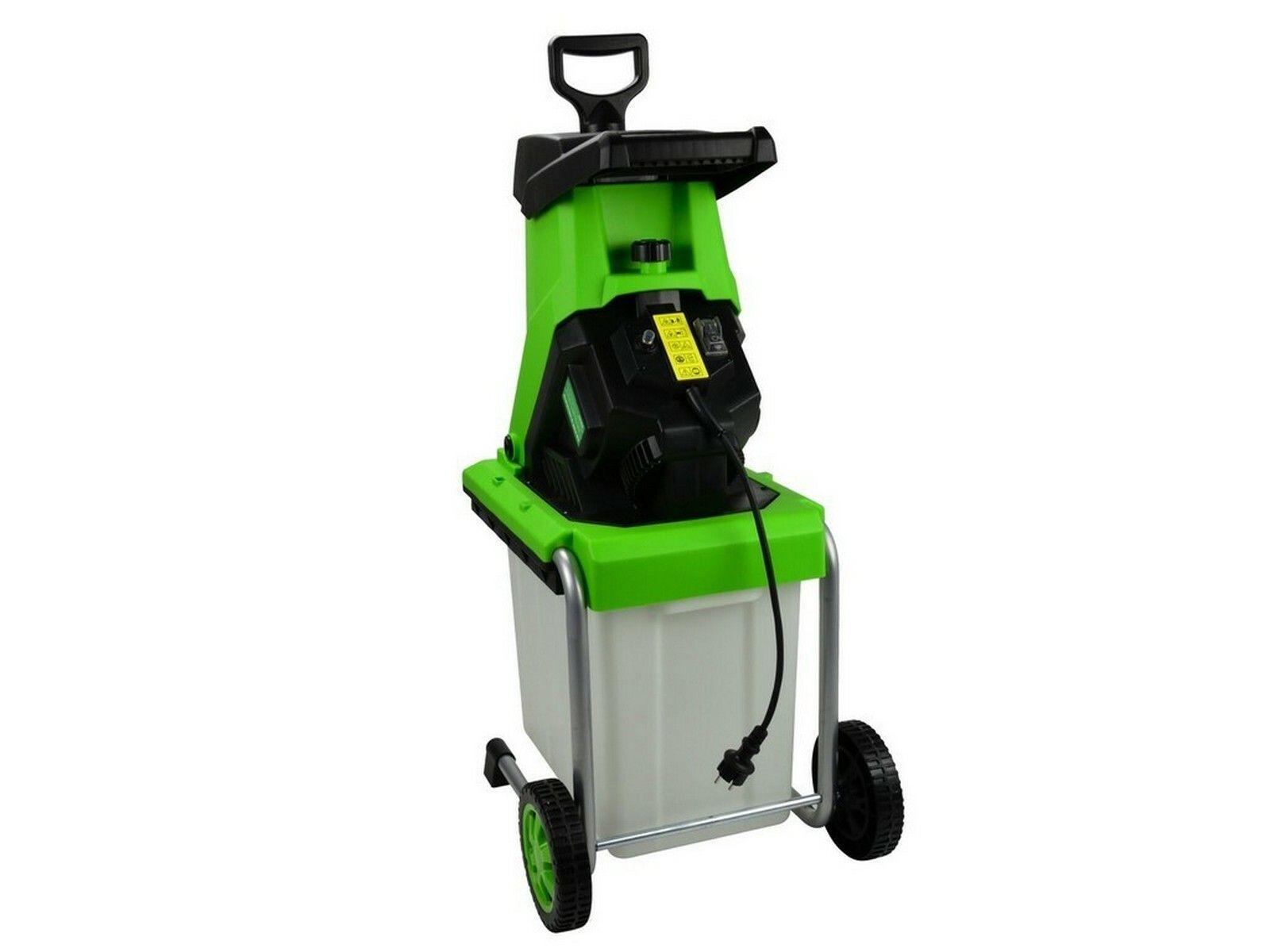 Drtič zahradního odpadu s boxem, 3000W, 50l, GEKO, G81076
