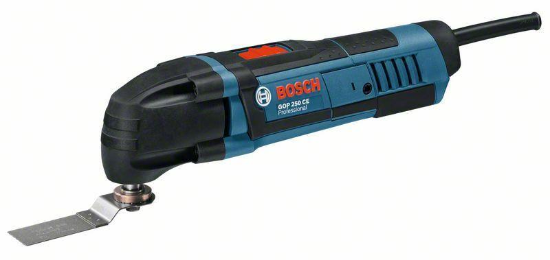 Multifunkční pila Bosch GOP 250 CE Professional, 0601230001