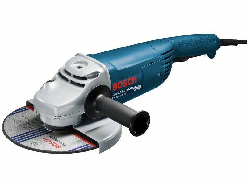 Velká úhlová bruska Bosch GWS 24-230 JH Professional, 0601884M03