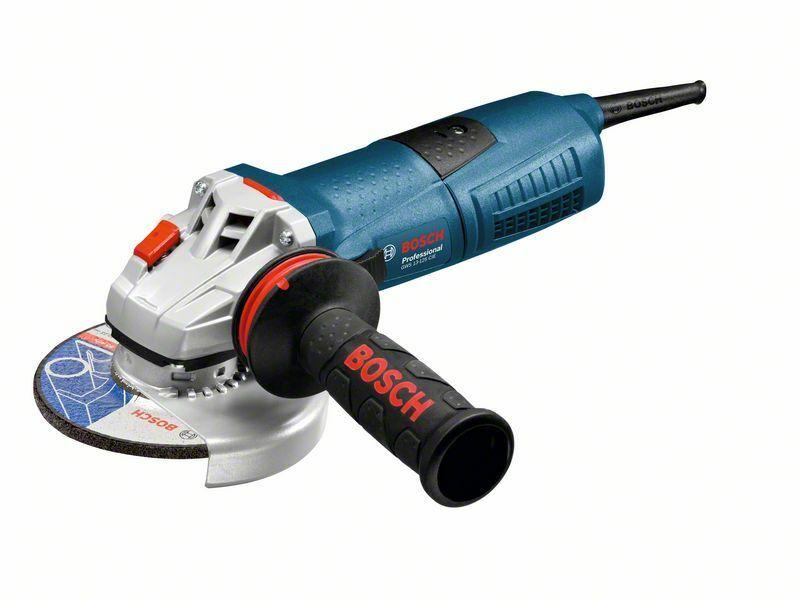 Malá úhlová bruska Bosch GWS 13-125 CIE Professional, 1.300 W, 060179F002