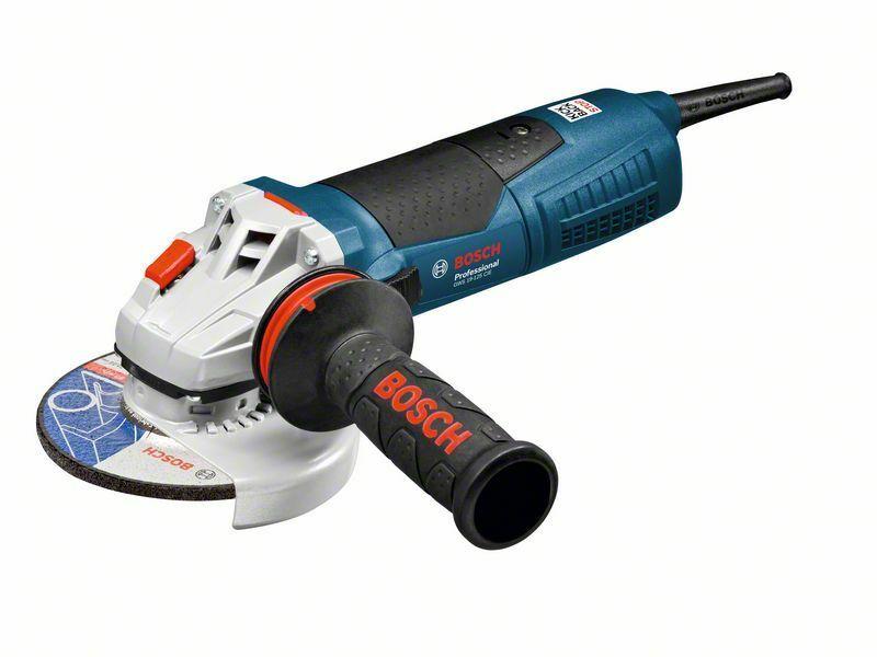 Malá úhlová bruska Bosch GWS 19-125 CIE Professional, 1.900 W, 060179P002