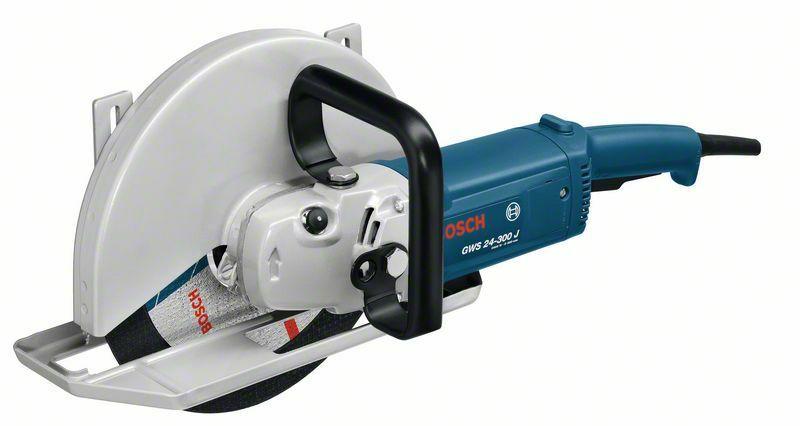 Dělicí bruska Bosch GWS 24-300 J + SDS Professional, 0601364800