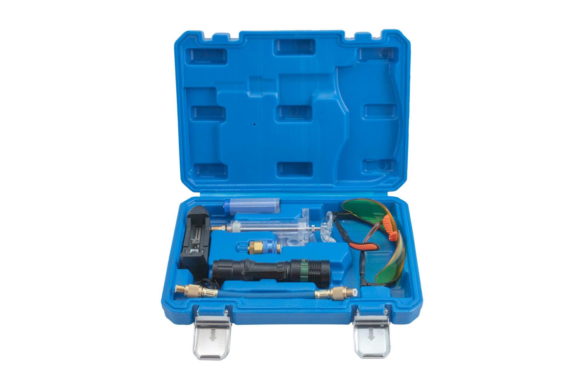 Tester, UV lampa na kontrolu úniku chladiva z klimatizace