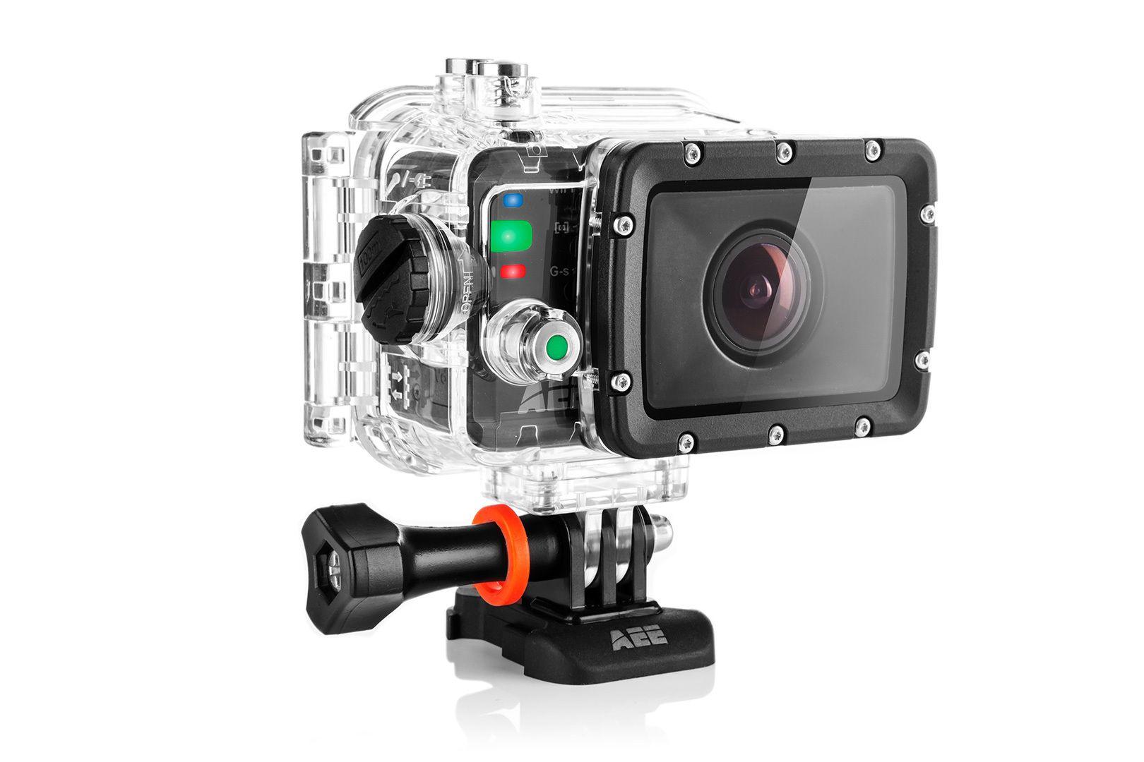 Akční kamera AEE MagiCam S50+ CZ