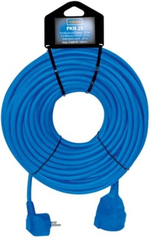 NAREX 00778061 Kabel 25m prodlužovací 3x1,5mm PVC PKN25, 00778061
