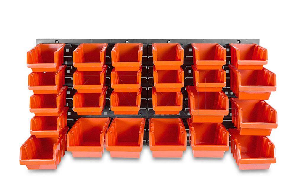 Závěsný organizér/držák s 28 boxy NTBNP1 ORDERLINE