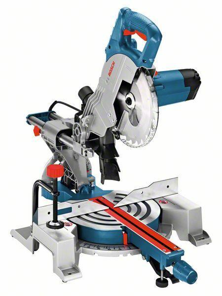 Pokosová pila Bosch GCM 800 SJ Professional, 0601B19000