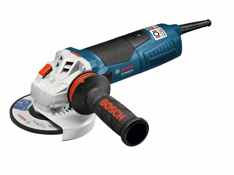 Malá úhlová bruska Bosch GWS 17-125 CIX Professional, 1.700 W, 060179G102