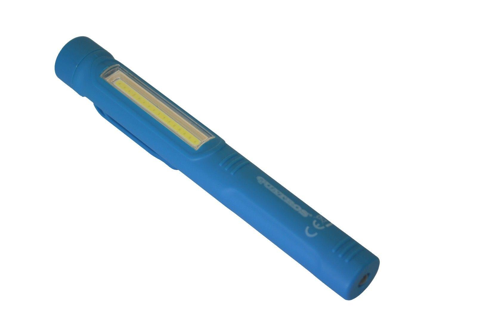 Kapesní inspekční svítilna 1.5W LED COB, tužková