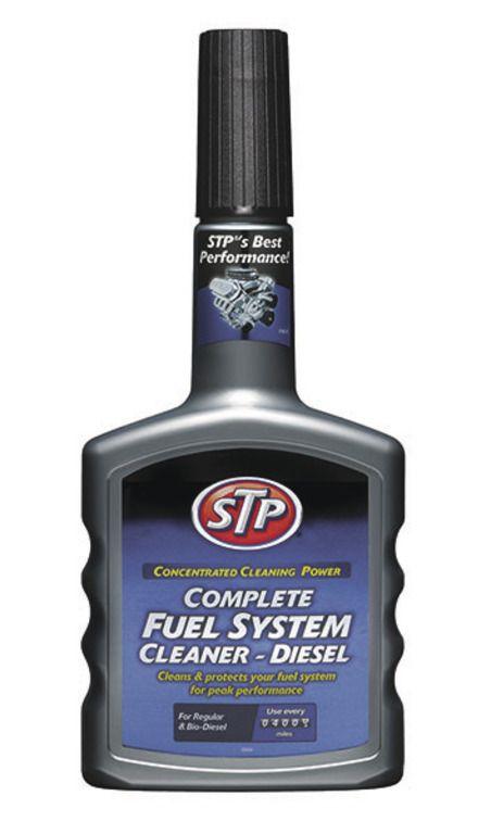 Čistič paliv systému diesel 400ml - ks