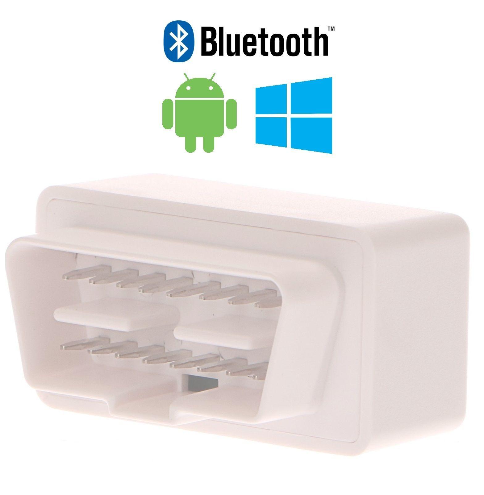 Autodiagnostika SX1 bluetooth bílá, Android, Windows