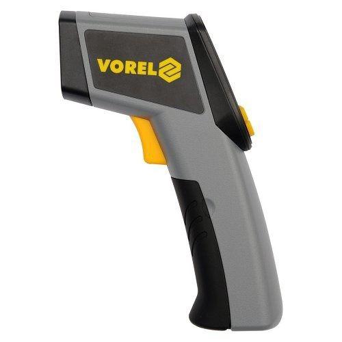 Bezdotykový infračervený teploměr, automatické vypínání, 10 pamětí, -50 až 650 °C, VOREL