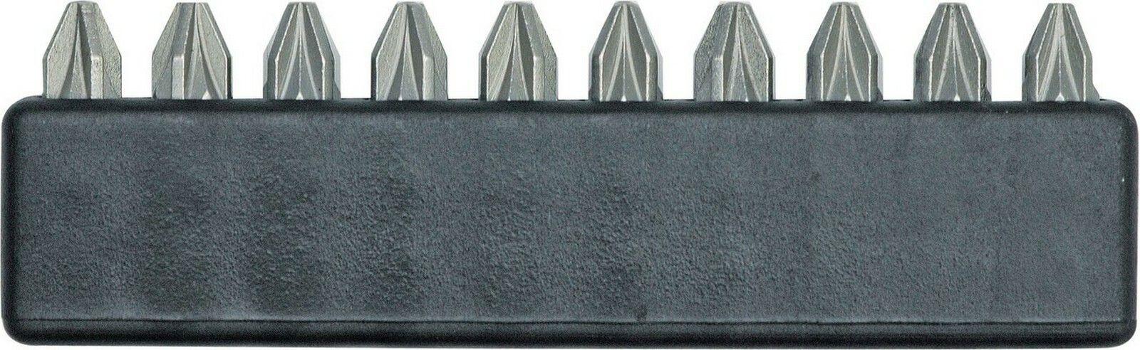 Sada bitů PZ2 x 25 mm 10 ks