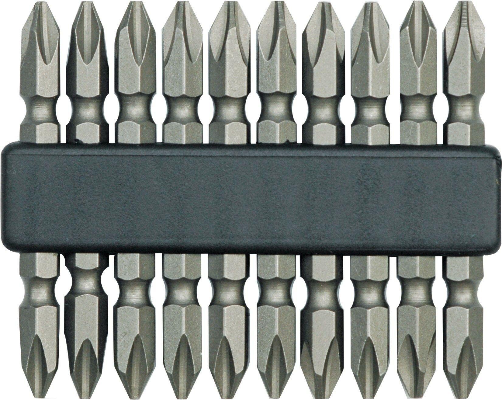 Bity křížové sada 10ks 2X60mm