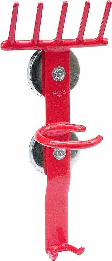 Držák pneumatického nářadí, magnetický, YATO