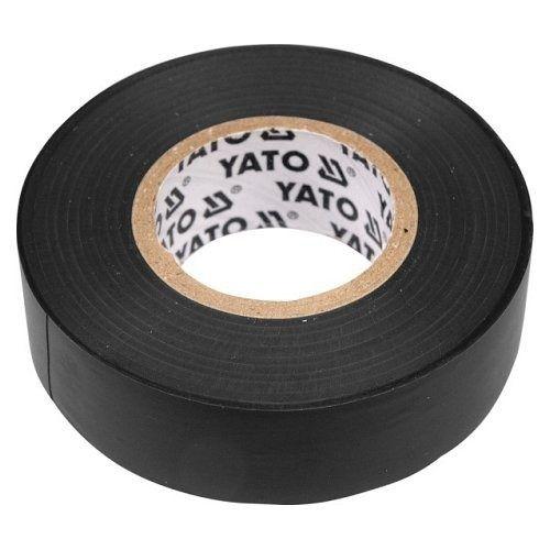 Páska izolační, 19 x 0,13 mm, délka 20 m, černá