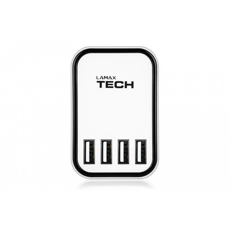 USB smart nabíječka 45 LAMAX do zásuvky
