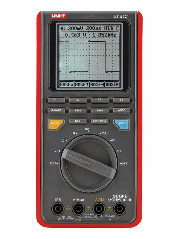 Multimetr UNI-T UT 81C (záruka 3 roky)