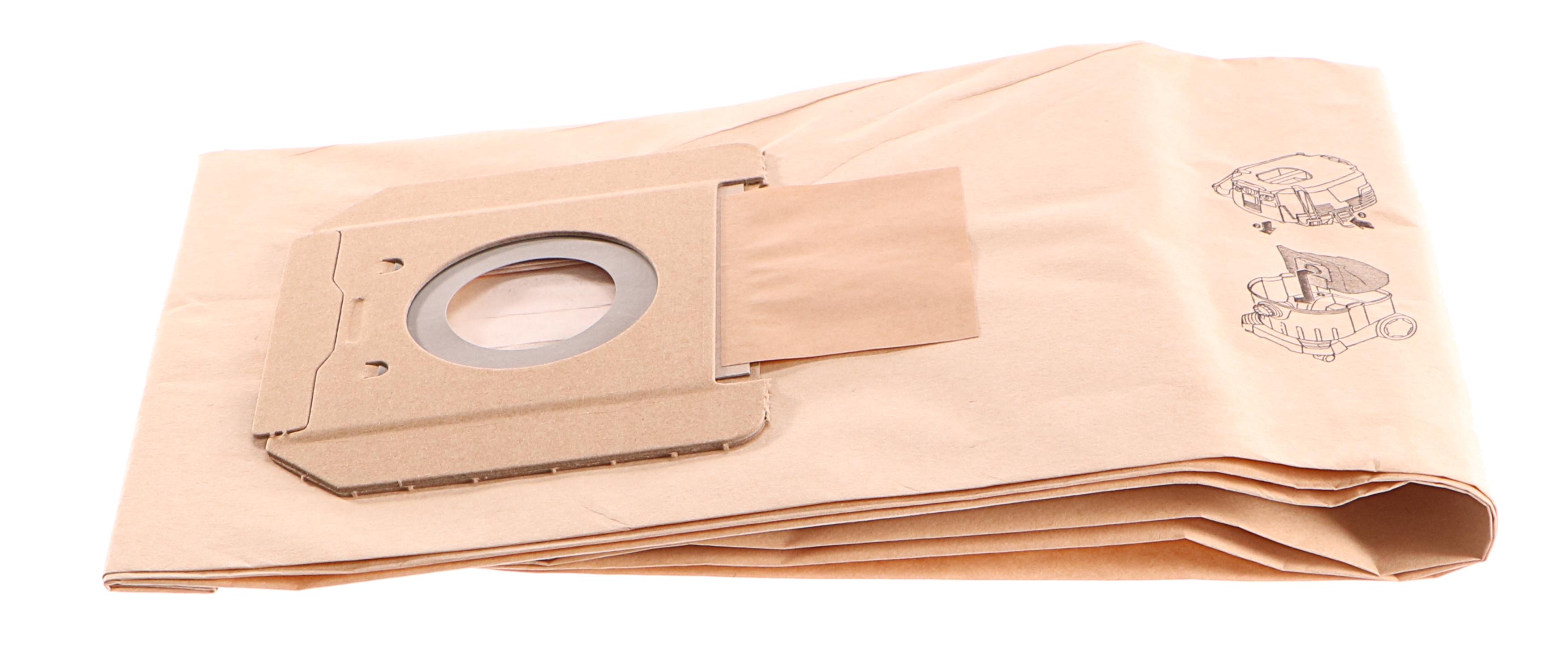 Papírové filtrační sáčky - GAS 35 - 3165140713580