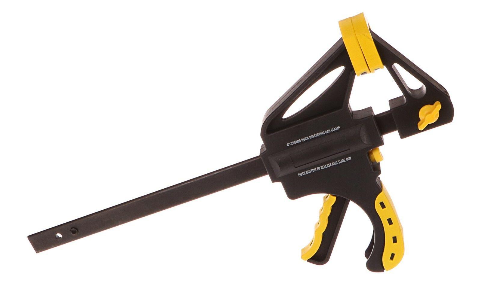 Svěrka rychloupínací HEAVY DUTY, 200mm