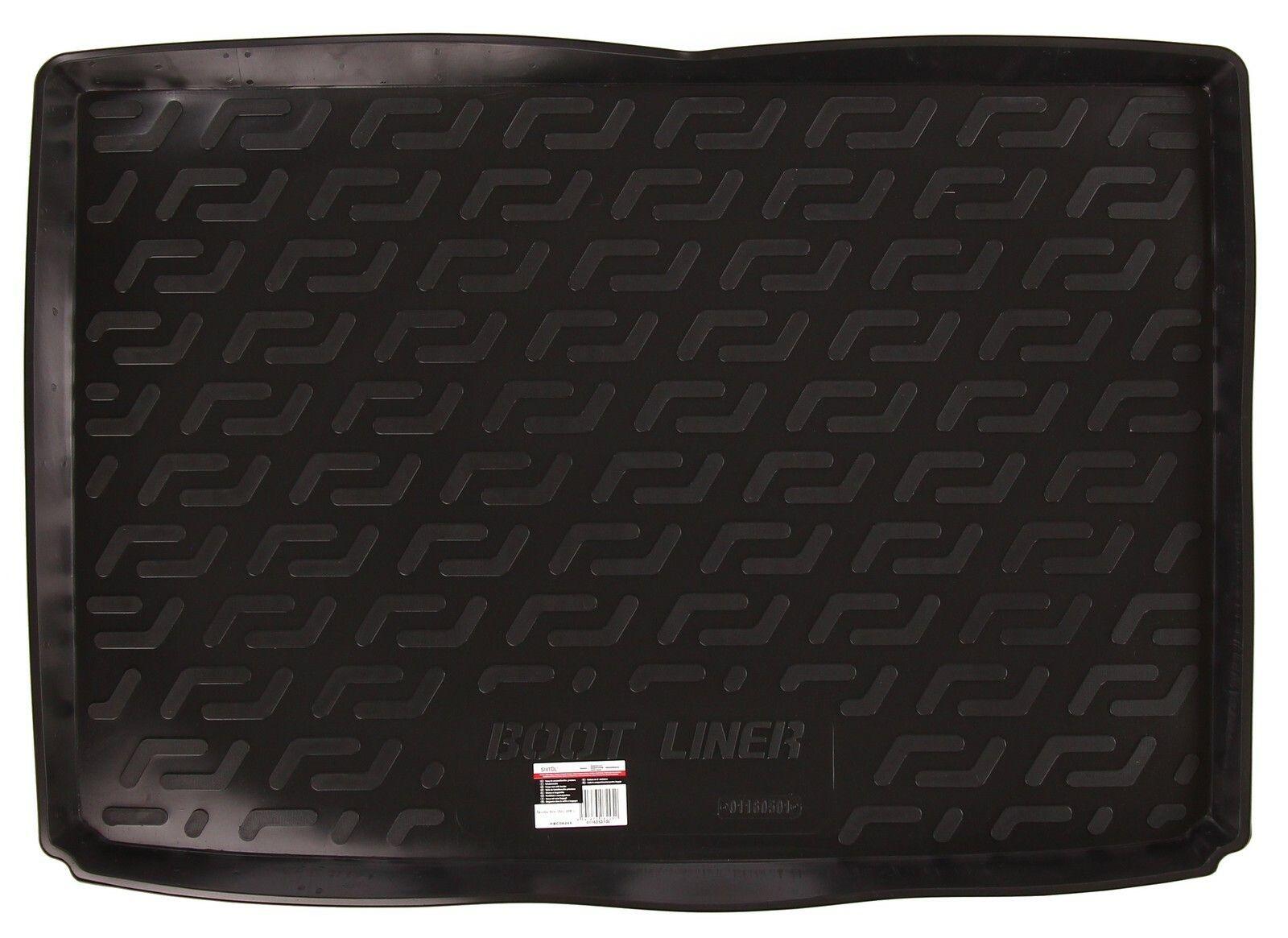 Vana do kufru plastová Škoda Yeti (5L) (09-)