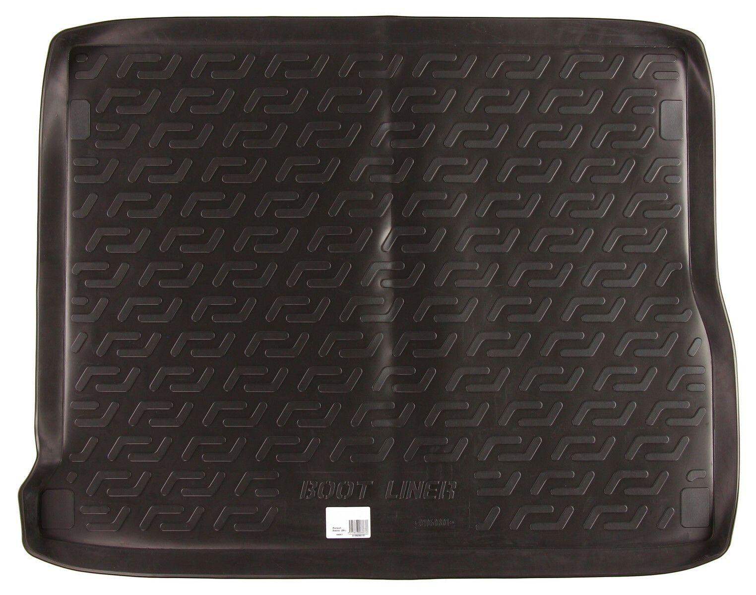 Vana do kufru gumová Renault Scénic III (JZ) (09-)