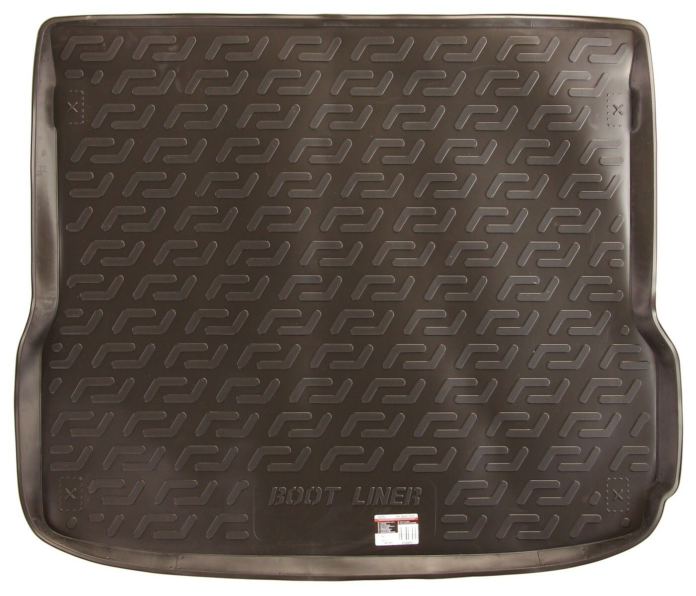 Vana do kufru gumová Audi Q5 (15-)