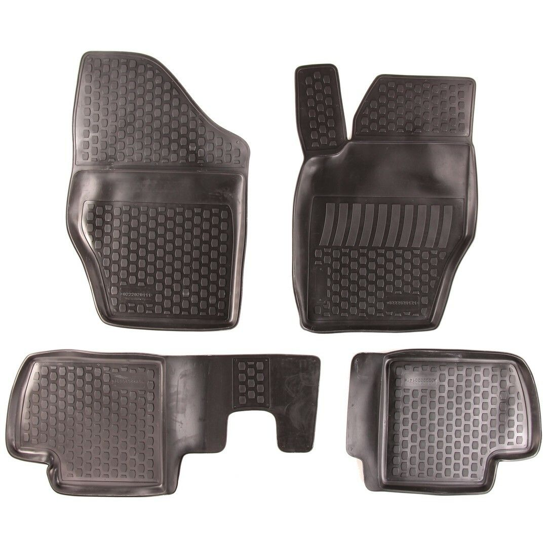 Gumové koberce Citroen C4 I Hatchback (LC) (04-10) (2D)
