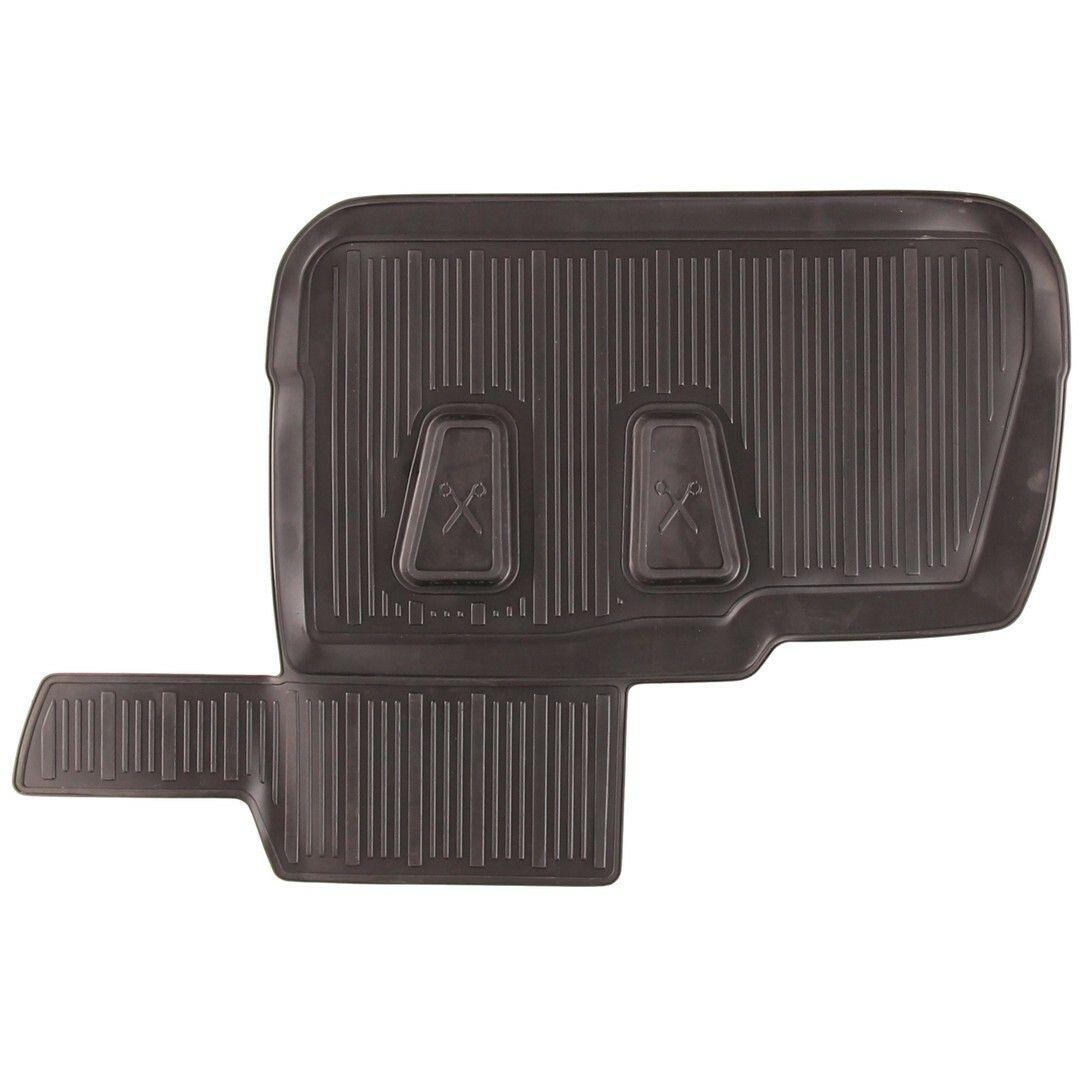 Gumové koberce Chevrolet Captiva (C100/C140) (třetí řada sedadel) (06-) (3D)