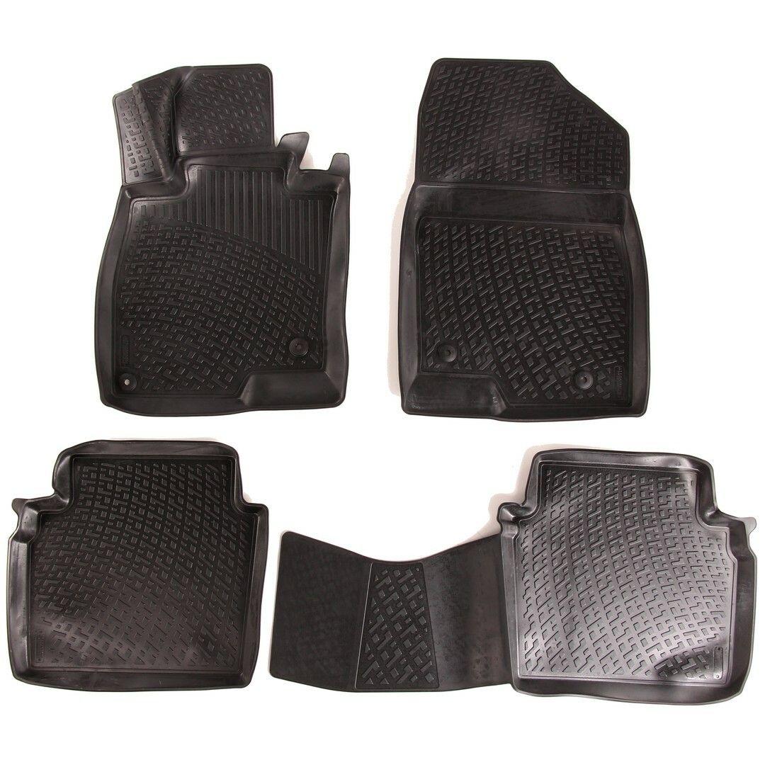 Gumové koberce Mazda 6 III Sedan/Combi (GJ) (12-) (3D)