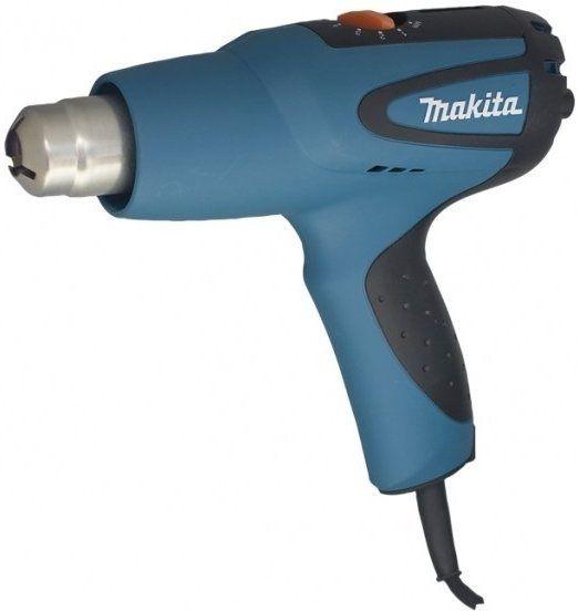 Opalovací horkovzdušná pistole Makita HG551VK, 1800W, 100/550°C