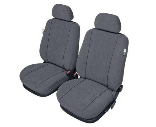 Autopotahy ELEGANCE na přední sedadla, šedé