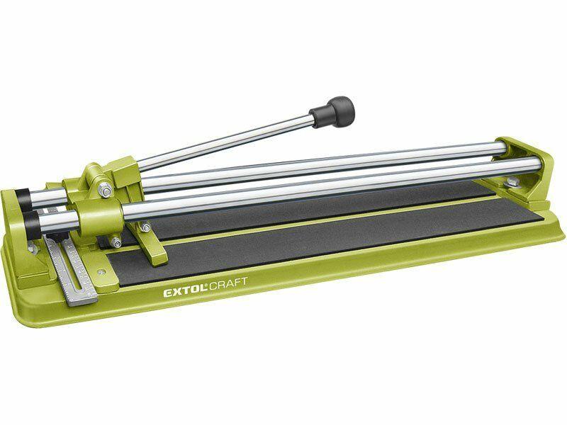 Řezačka obkladaček 600mm, ložiskové uložení, 600mm, EXTOL CRAFT