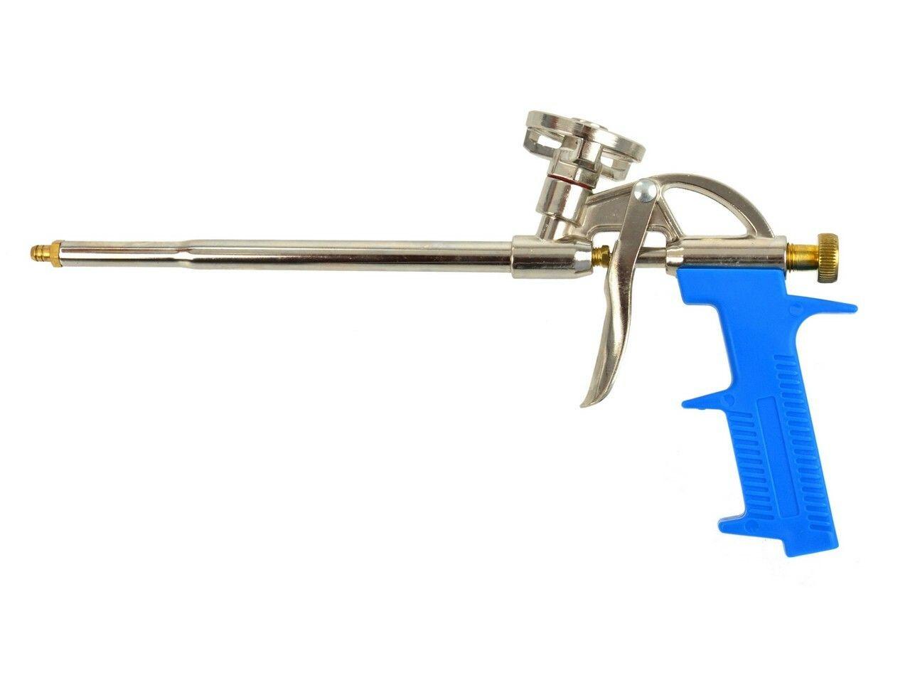 Pistole na PU pěnu, s regulací průtoku