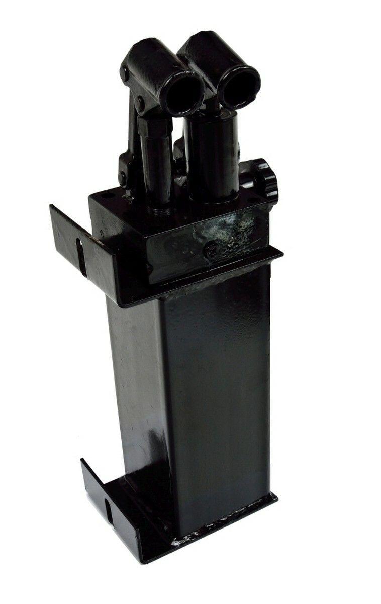 b22d33dee5275 Hydraulické čerpadlo do dílenského lisu 30T, manometr, GEKO