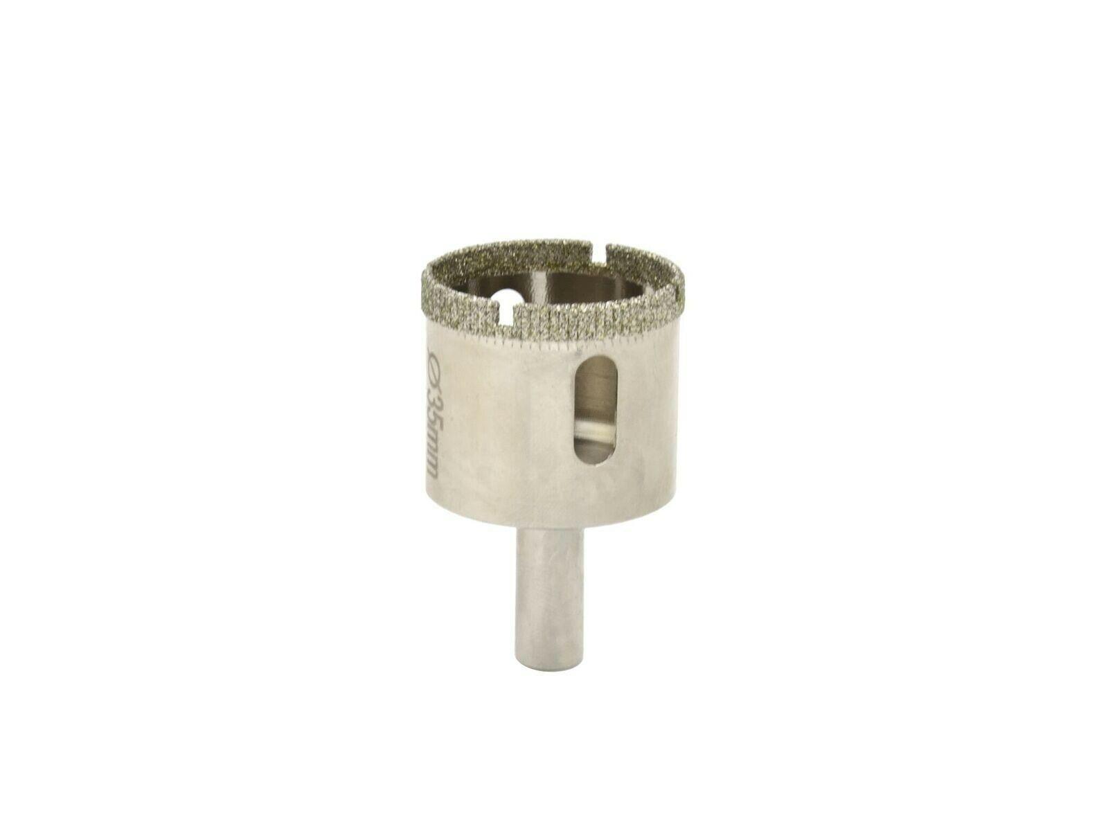 Vrták diamantový korunkový, 35 mm