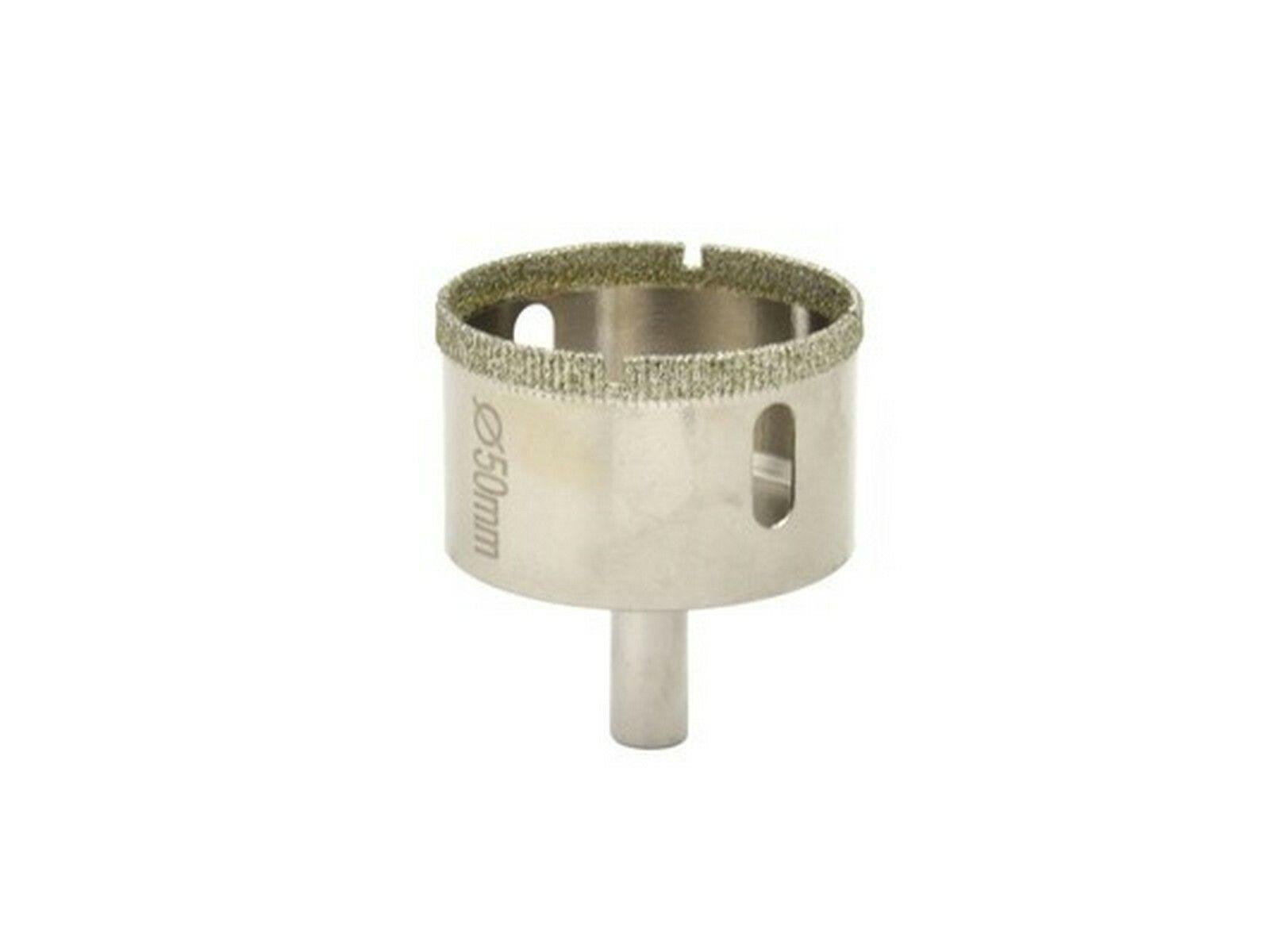 Vrták diamantový korunkový, 50 mm, GEKO