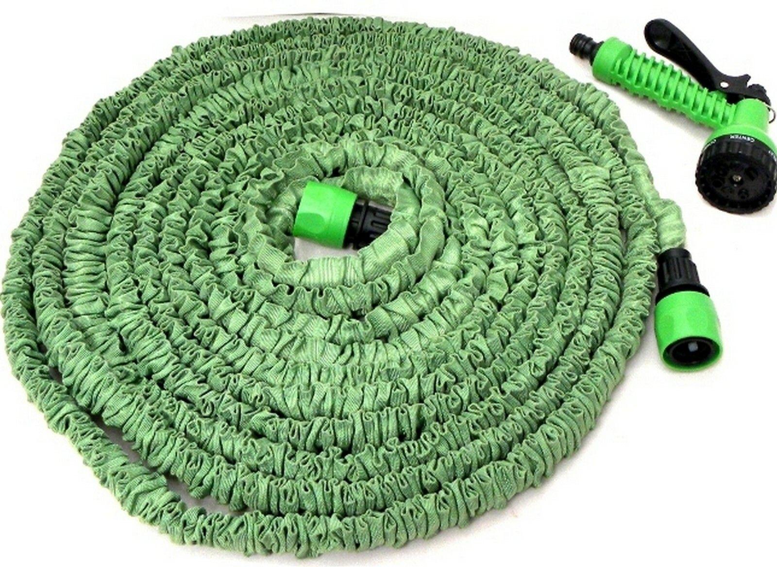 Zahradní hadice smršťovací, 7,5m-22,5m,7 funkcí, GEKO