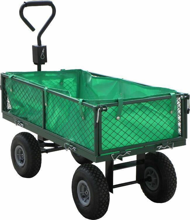 Zahradní vozík, nosnost 350kg, GEKO