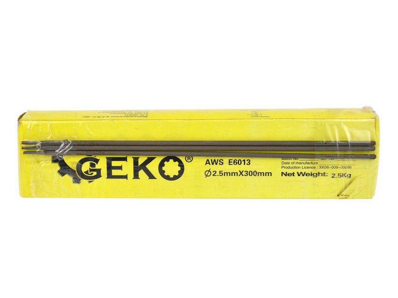 Elektrody svařovací, 2,5x300 mm, svařovací proud 60-90A, růžové