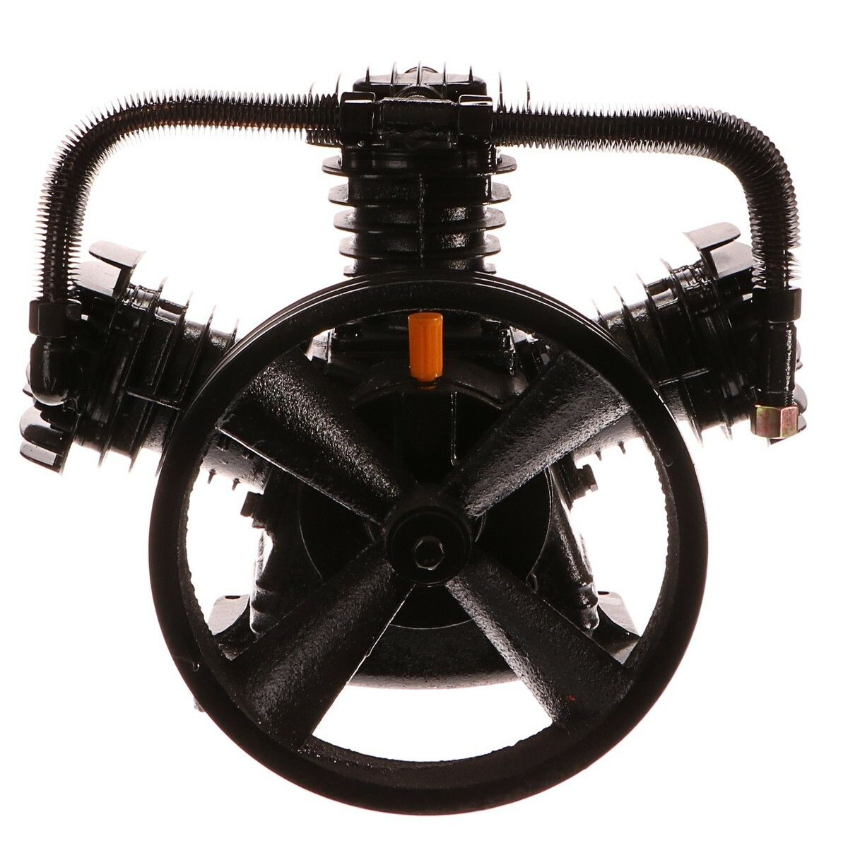Kompresor do vzduchového kompresoru třípístový, 5,5HP, 100l, GEKO