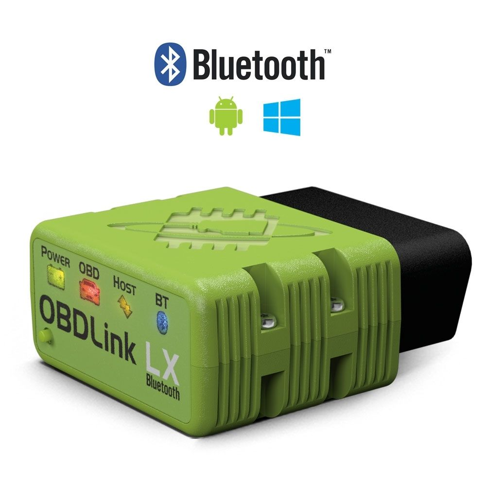 Diagnostika OBDLink LX Bluetooth  CZ program TouchScan - 3 roky záruka