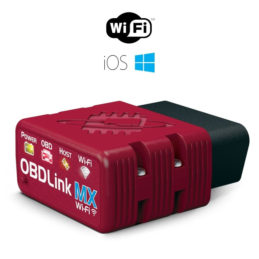 Diagnostika OBDLink MX Wi-Fi + CZ program TouchScan - 3 roky záruka